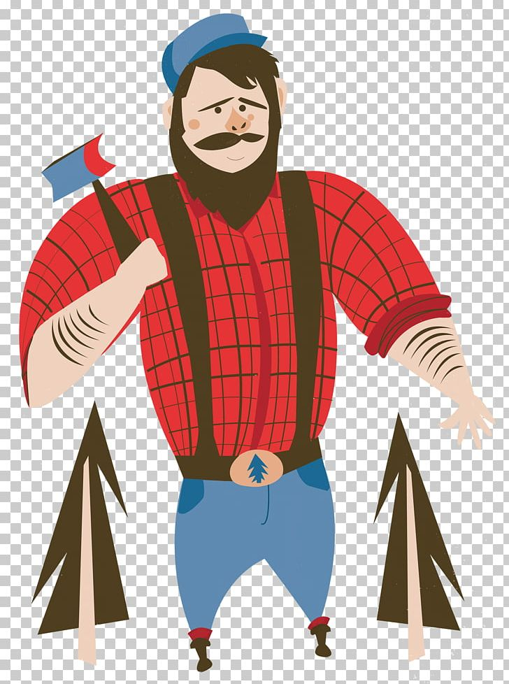 Clipart paul bunyan image free download Paul Bunyan And Babe The Blue Ox Tall Tale PNG, Clipart, Art, Art ... image free download
