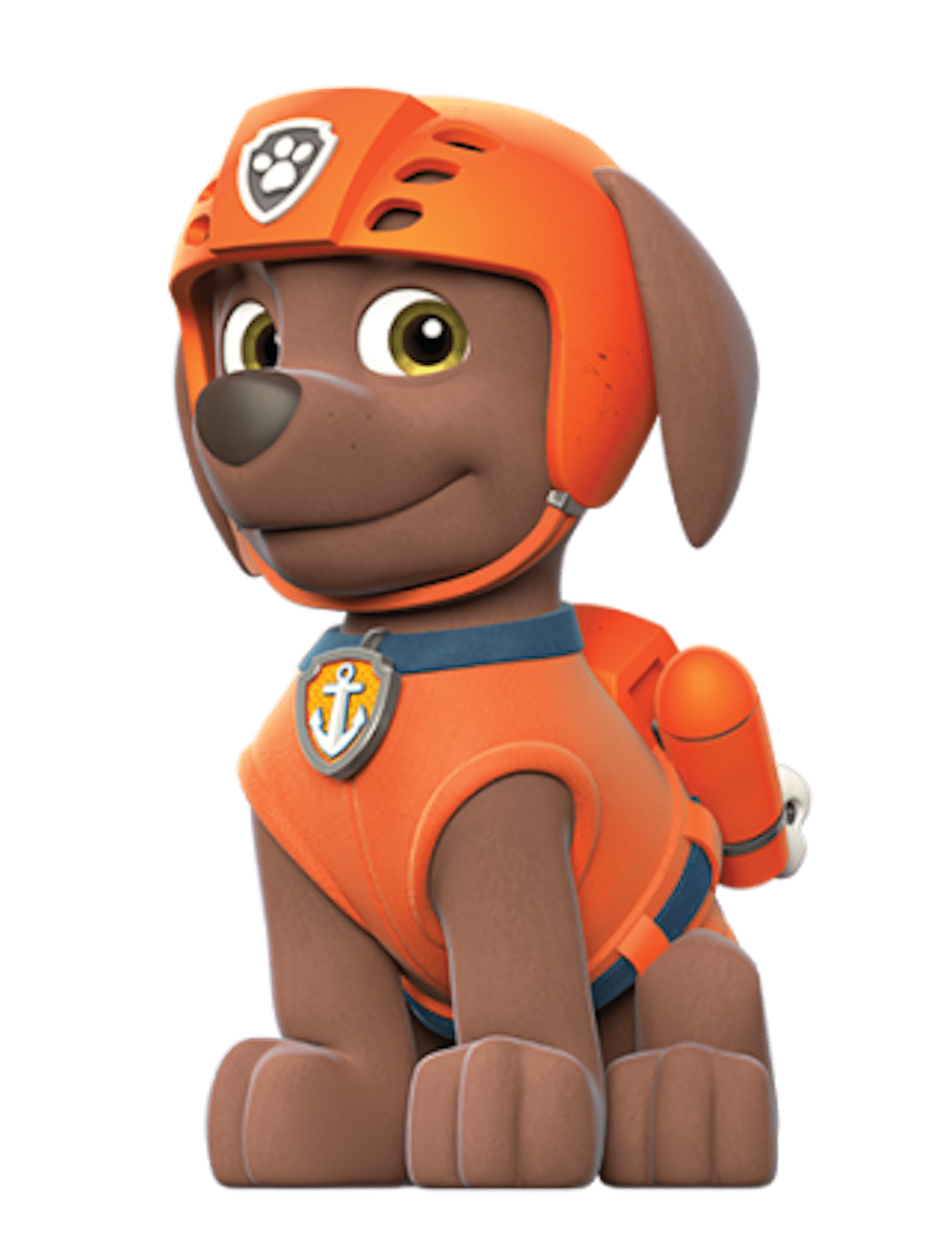 Paw patrol clip art clipart black and white download Zuma Is Ready Paw Patrol Clipart Png clipart black and white download
