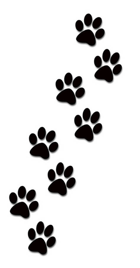 Clipart paw prints dog banner library stock Free Dog Paw Print, Download Free Clip Art, Free Clip Art on Clipart ... banner library stock