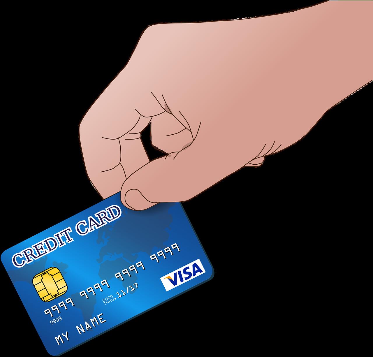 Clipart spending money