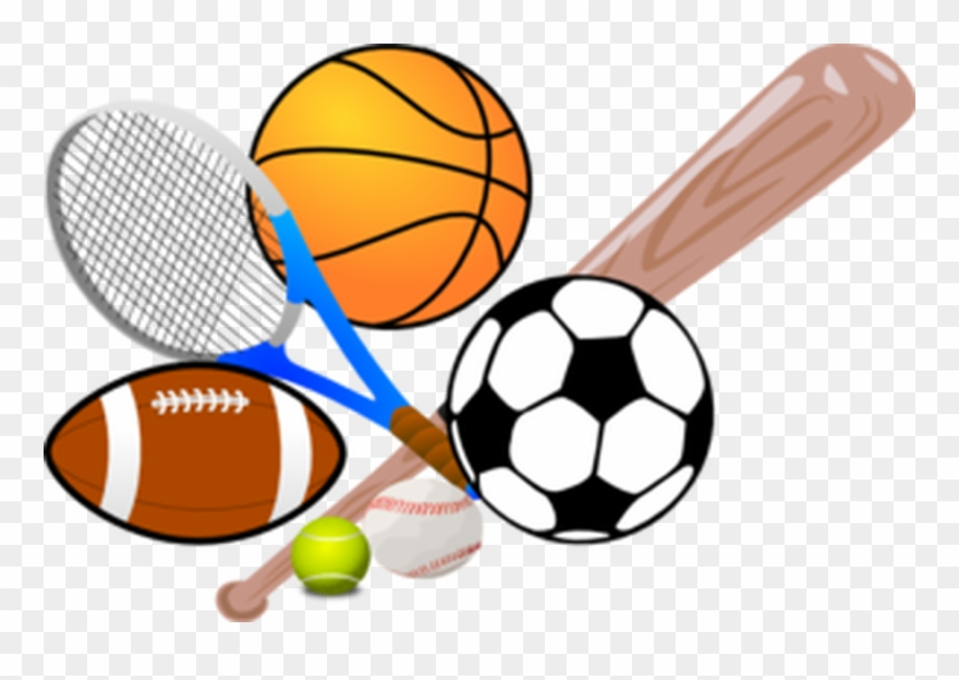 Clipart sports equipment clip art library stock Sports Equipment Clipart Pe Subject - Basketball Clip Art - Png ... clip art library stock