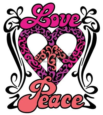 24,701 Peace And Love Cliparts, Stock Vector And Royalty Free ... jpg freeuse