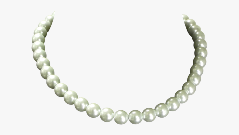 Clipart pearl collection clip library library Pearl Necklace Png - Transparent Background Necklace Clipart #168106 ... clip library library