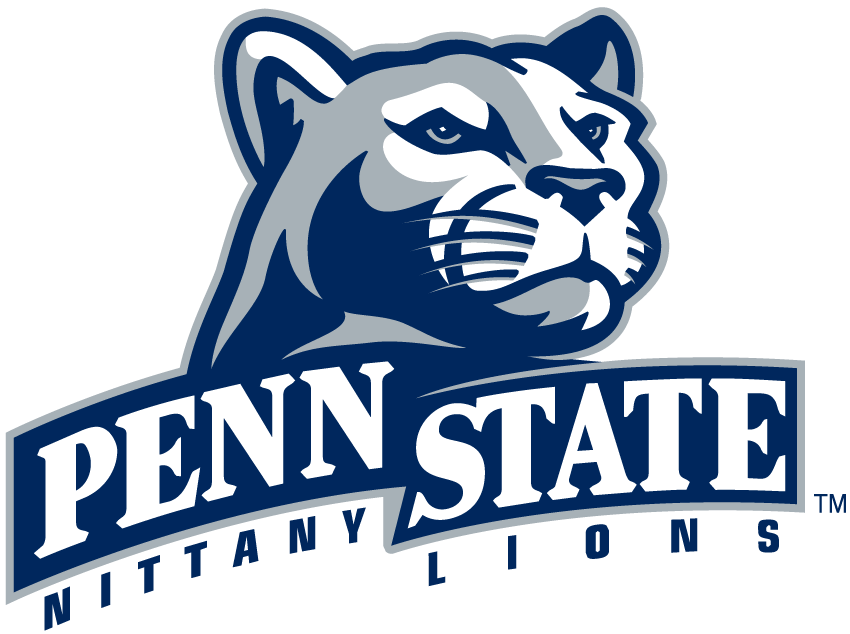 Clipart penn state logo png freeuse download Penn State Nittany Lions Alternate Logo - NCAA Division I (n-r ... png freeuse download