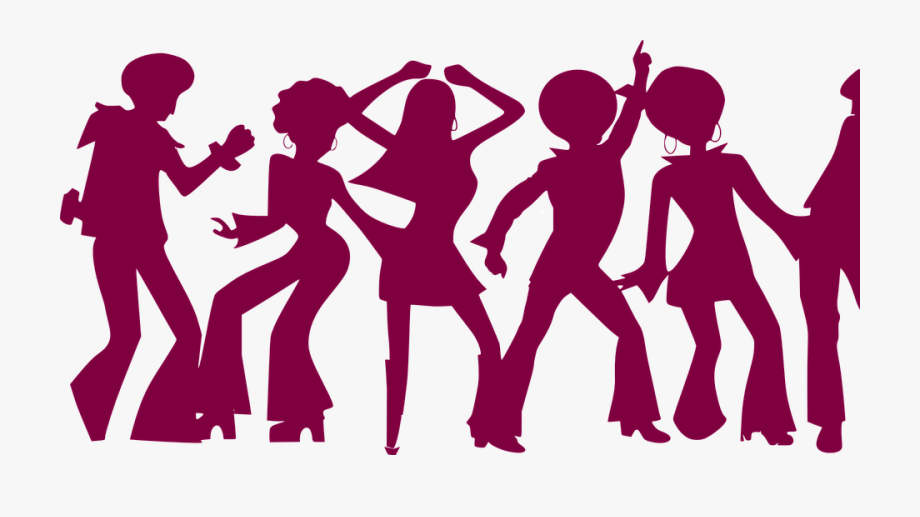 Clipart people dancing graphic stock Dance People Violet Dancing Party Disco Sixties - People Dancing ... graphic stock