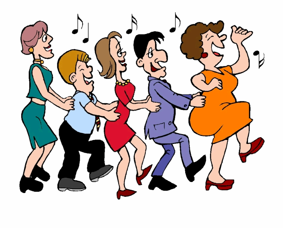 Clipart people dancing image transparent stock Wedding Clip Art - People Dancing Clipart Free PNG Images & Clipart ... image transparent stock