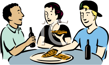 Clipart people eating clipart black and white download People Eating Clip Art | Clipart Panda - Free Clipart Images clipart black and white download