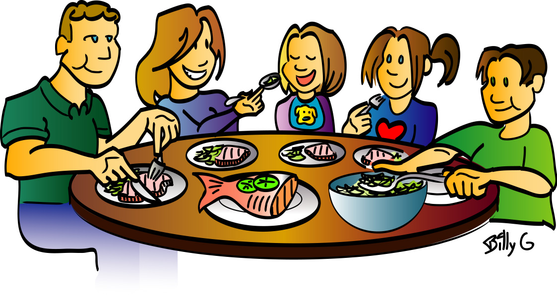 Free clipart of people eating dinner image transparent Free Eating Cliparts, Download Free Clip Art, Free Clip Art on ... image transparent