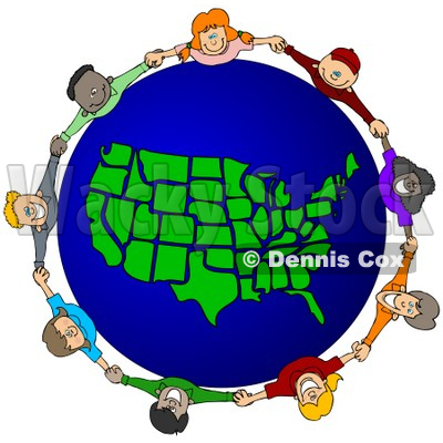 Clipart people of united states. Us clipartfest clip art