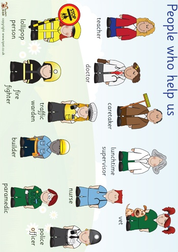 Clipart people of us clip black and white library Clipart of people who help us - ClipartFox clip black and white library