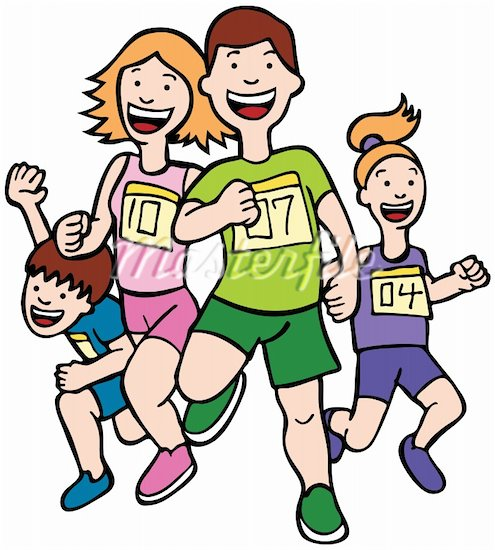 Running a race clipart royalty free download Clip Art People Running A Race | Clipart Panda - Free Clipart Images royalty free download
