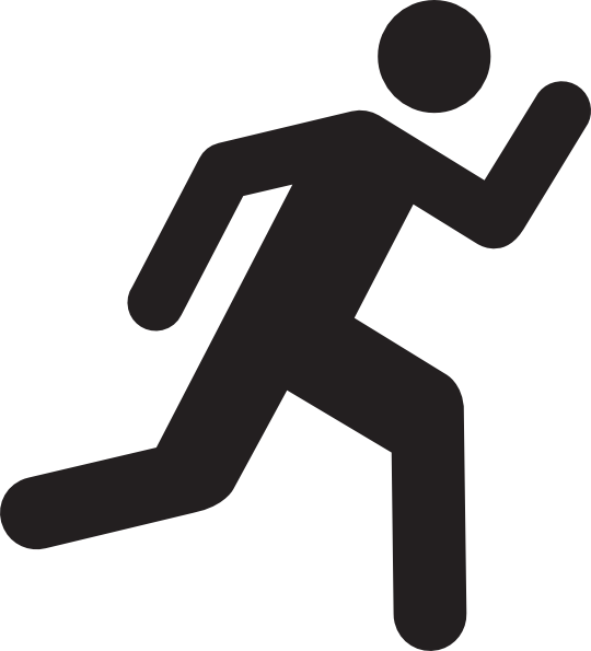 Clipart people running vector free download People Running Images | Free download best People Running Images on ... vector free download