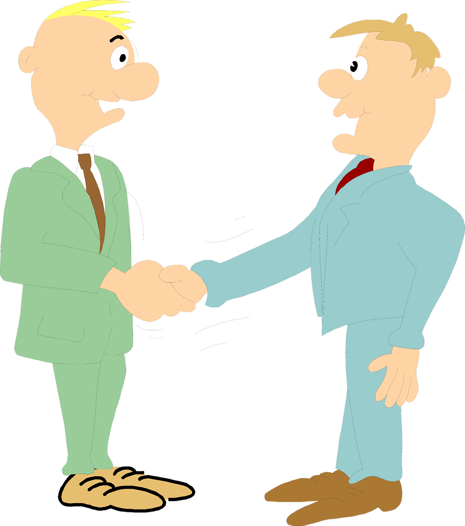 Clipart people shaking hands banner download Handshake image business people shaking hands clip art image #25107 banner download