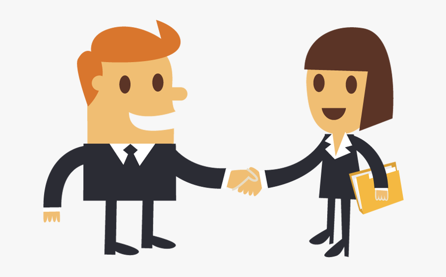 Clipart people shaking hands clipart free stock Clip Art Portfolio Categories Designshop Page Cartoon - People ... clipart free stock