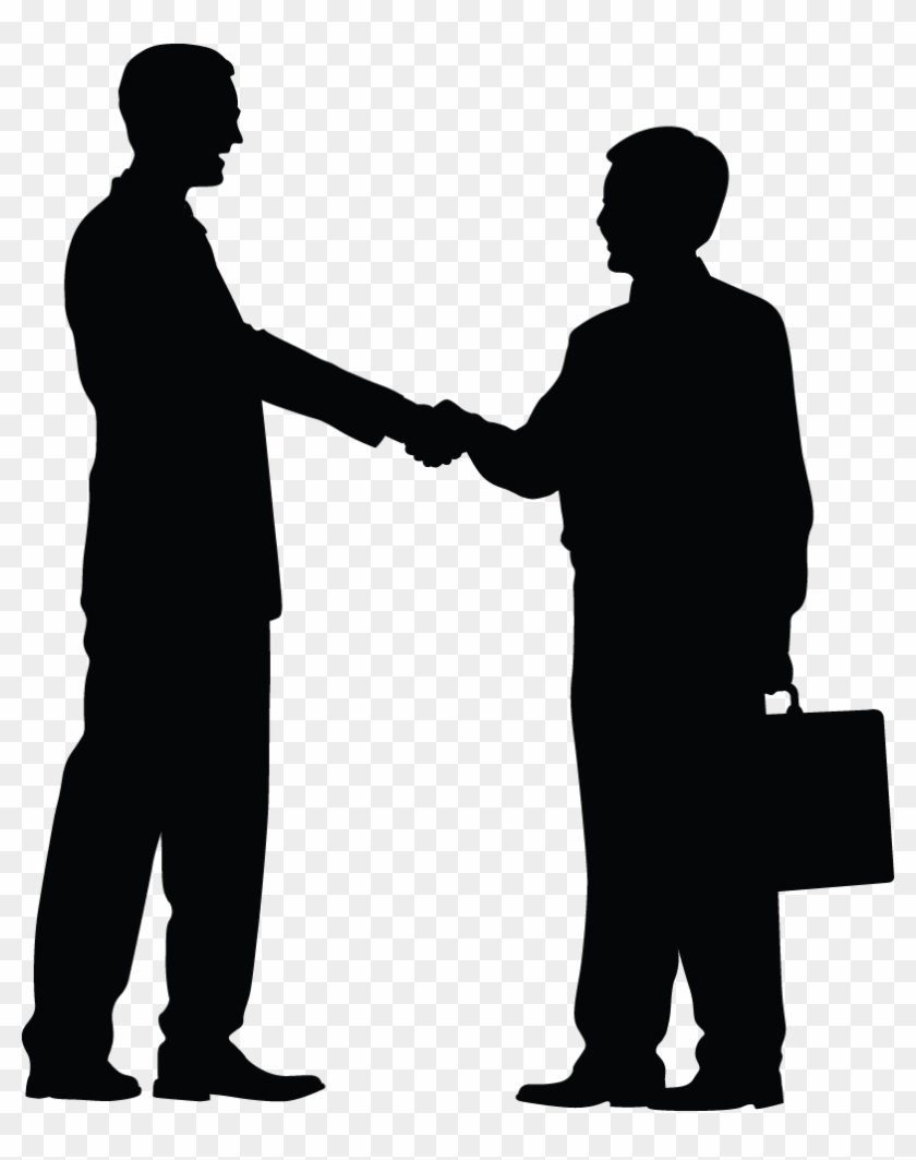 Clipart people shaking hands graphic freeuse stock Businessman Shaking Hands Clipart, HD Png Download - 804x983 ... graphic freeuse stock
