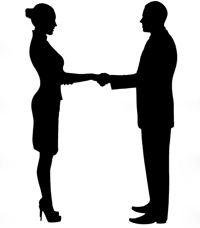 Clipart people shaking hands picture freeuse Free Picture Of Two Hands Shaking, Download Free Clip Art, Free Clip ... picture freeuse