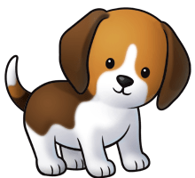 Clipart perro png black and white download Perro clipart 1 » Clipart Portal png black and white download