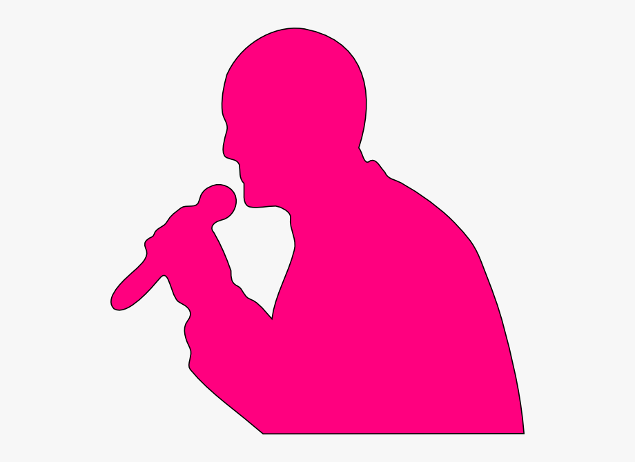 Clipart person singing transparent free library Men Singing Clipart - Microphone Clip Art #1288286 - Free Cliparts ... free library