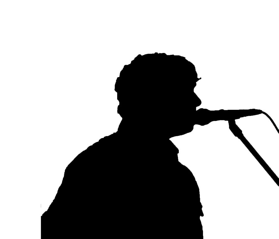 Clipart person singing transparent royalty free Free Person Singing Silhouette, Download Free Clip Art, Free Clip ... royalty free