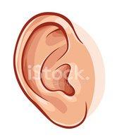 Clipart persona durmiendo con tapones en los oidos jpg transparent stock Oído Humano vectores en stock - Clipart.me jpg transparent stock