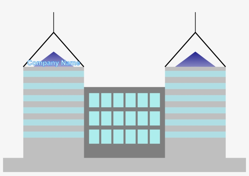 Clipart perusahaan png royalty free Office Clipart Company Building - Vektor Perusahaan Transparent PNG ... png royalty free