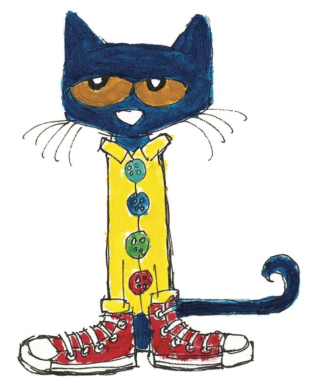 Clipart pete the cat walking in shoes vector transparent Free Pete The Cat Silhouette, Download Free Clip Art, Free Clip Art ... vector transparent