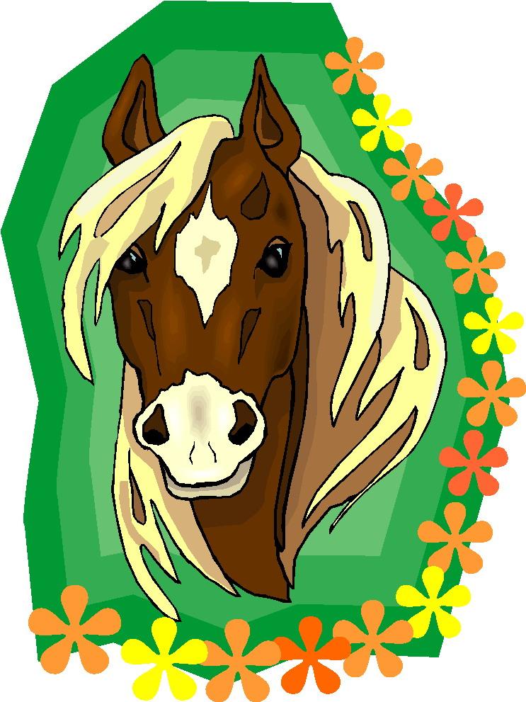 Clipart pferde