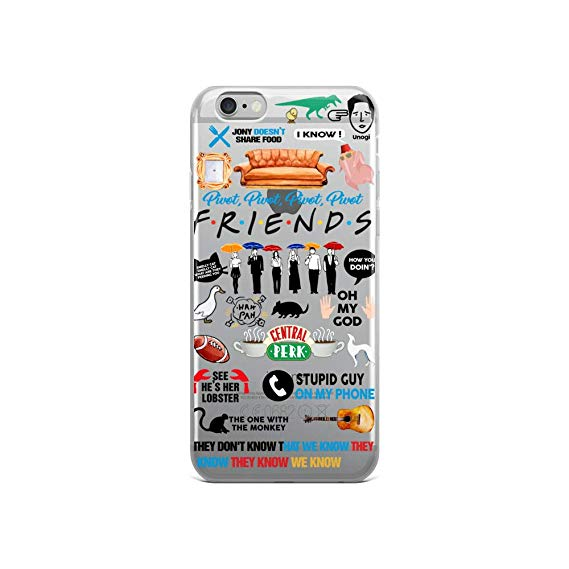 Clipart phone friends clip library library Amazon.com: Friends TV Series Clipart, Symbols, Quotes, Central Perk ... clip library library