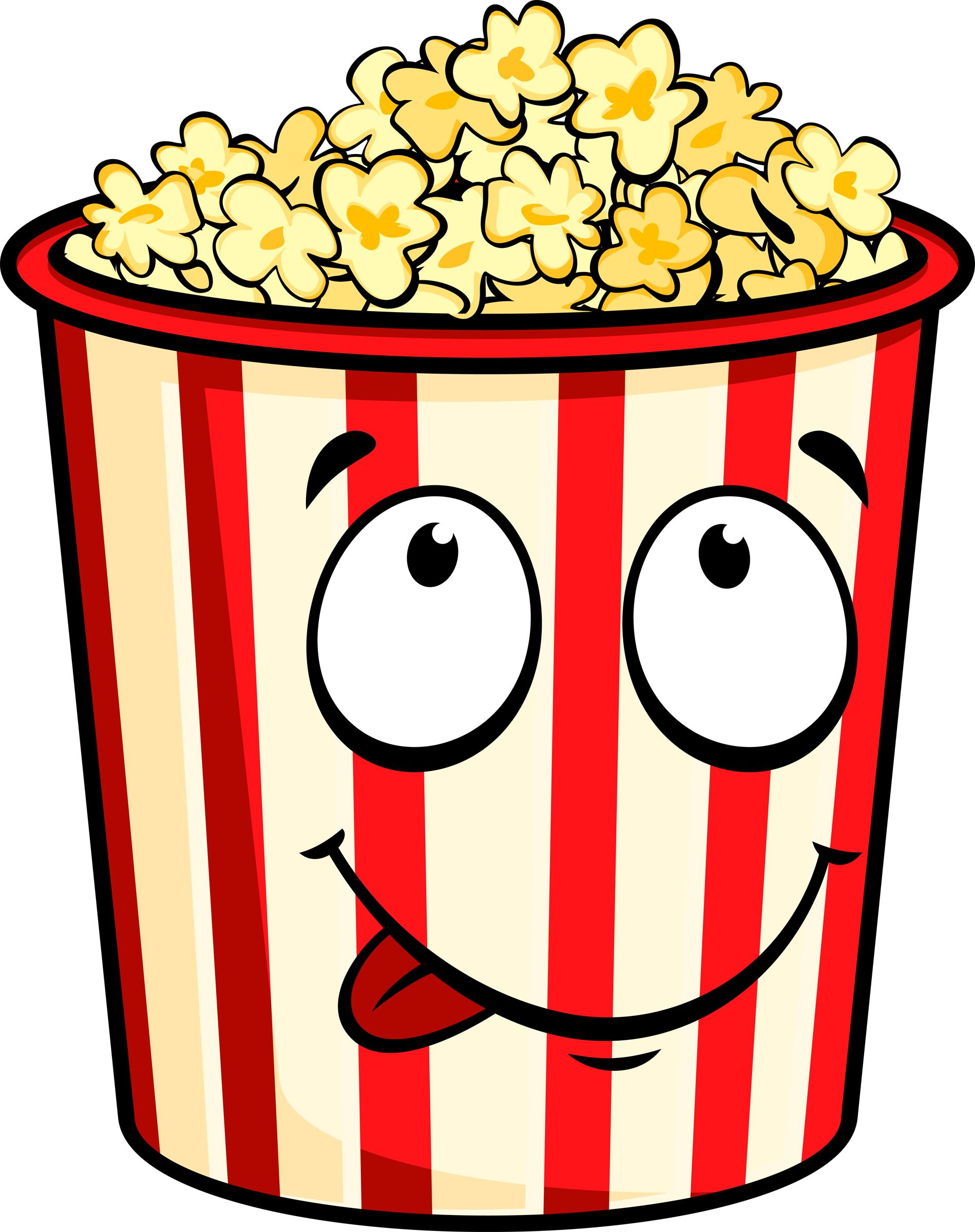Clipart phorn movies black and white download Movie And Popcorn Clipart. Search for \