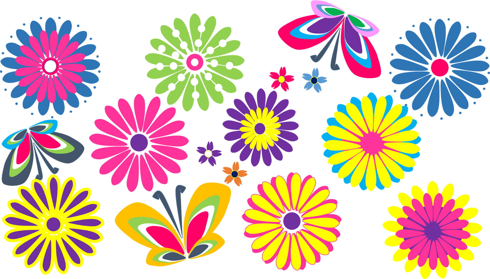 Daisy flower clipart free png transparent library Images of clipart flowers - ClipartFest png transparent library