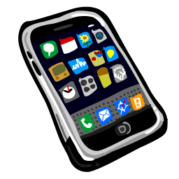 Free iphone clipart vector free download Free Iphone Clip Art & Icons | Clipart Panda - Free Clipart Images vector free download