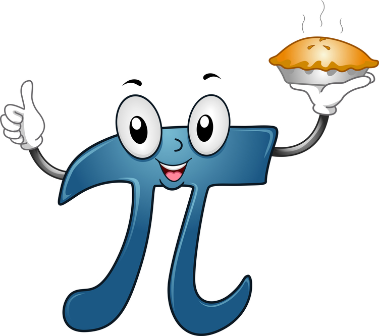 Pi day clipart - ClipartFest transparent download
