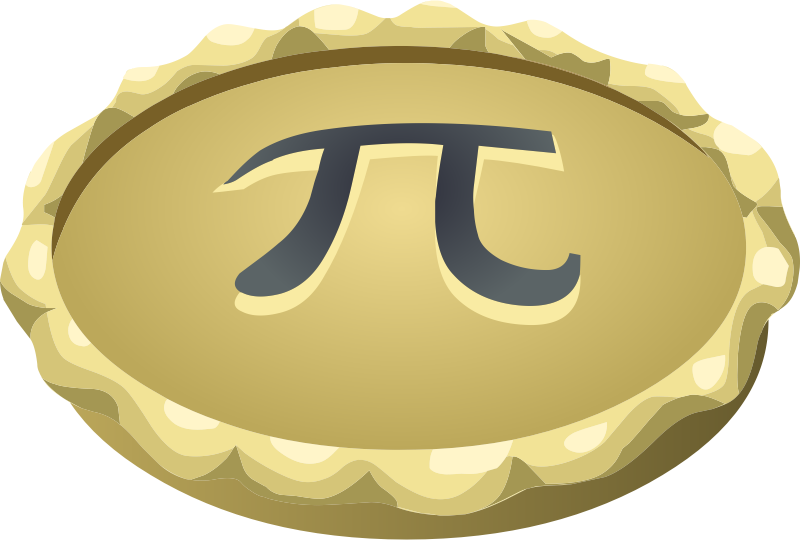 Pi day clipart - ClipartFest picture stock