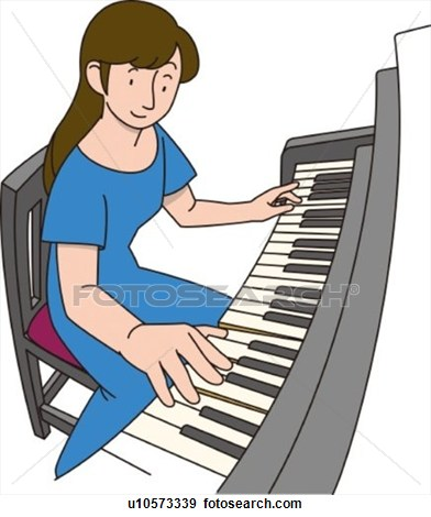 Clipart piano gratuit graphic freeuse Clip art technique gratuit - ClipartFox graphic freeuse