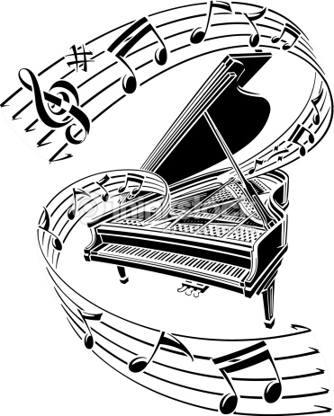 Clipart piano gratuit jpg royalty free library Note de musique clipart - ClipartFest jpg royalty free library