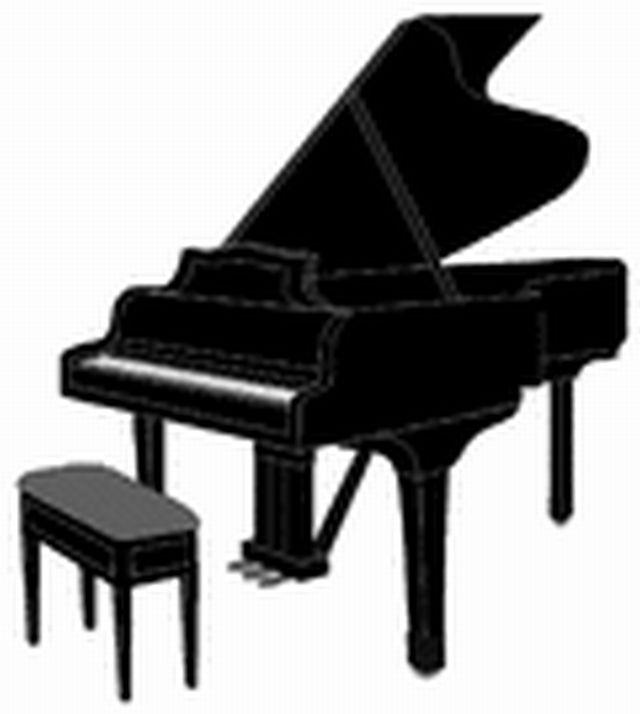 Clipart piano gratuit clip library download Grand Clipart - Clipart Kid clip library download
