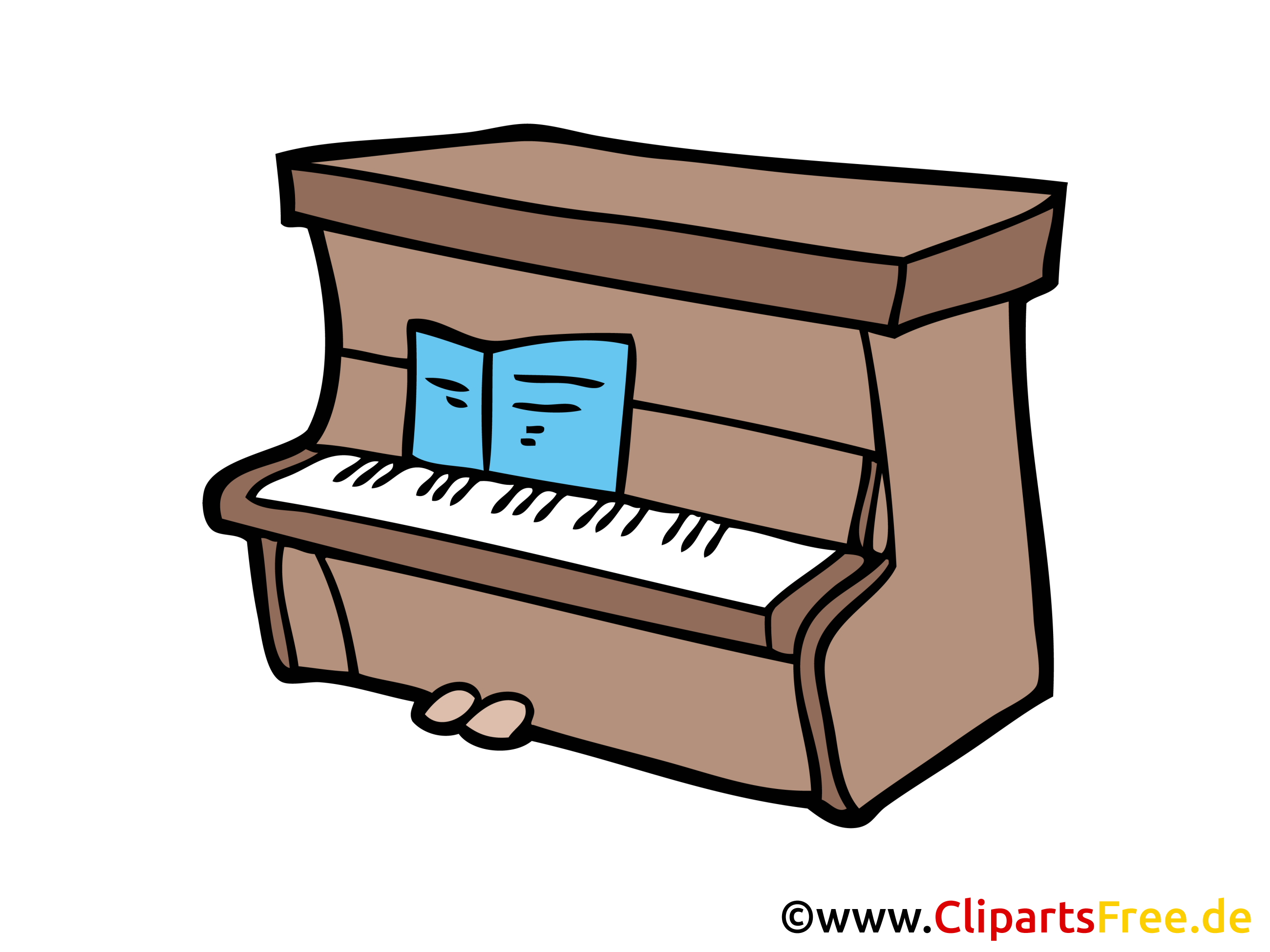 Clipart piano gratuit graphic freeuse Clipart piano gratuit - ClipartFox graphic freeuse