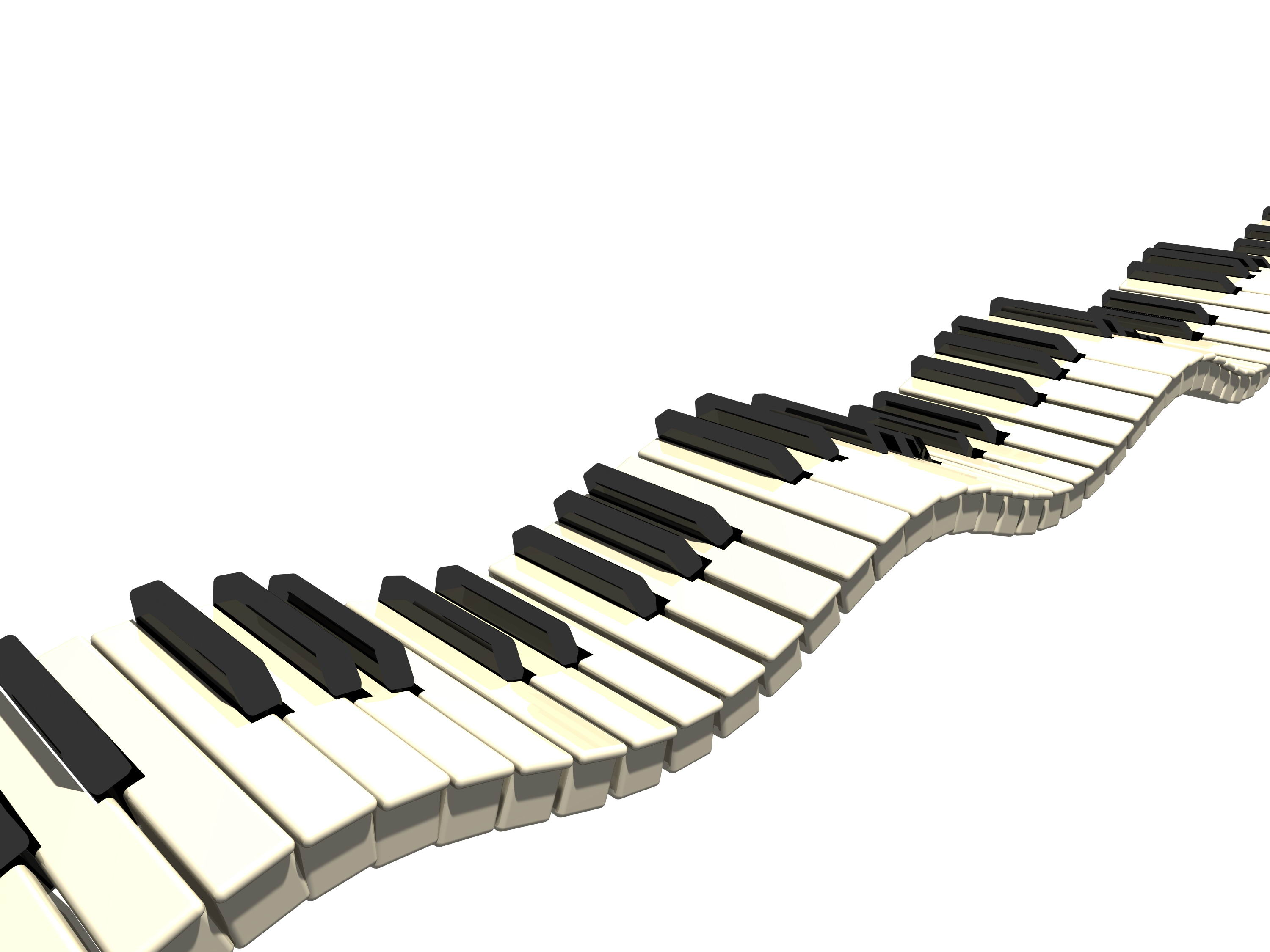 Clipart piano key cover picture freeuse download Piano ten key keyboard clipart - ClipartFest picture freeuse download