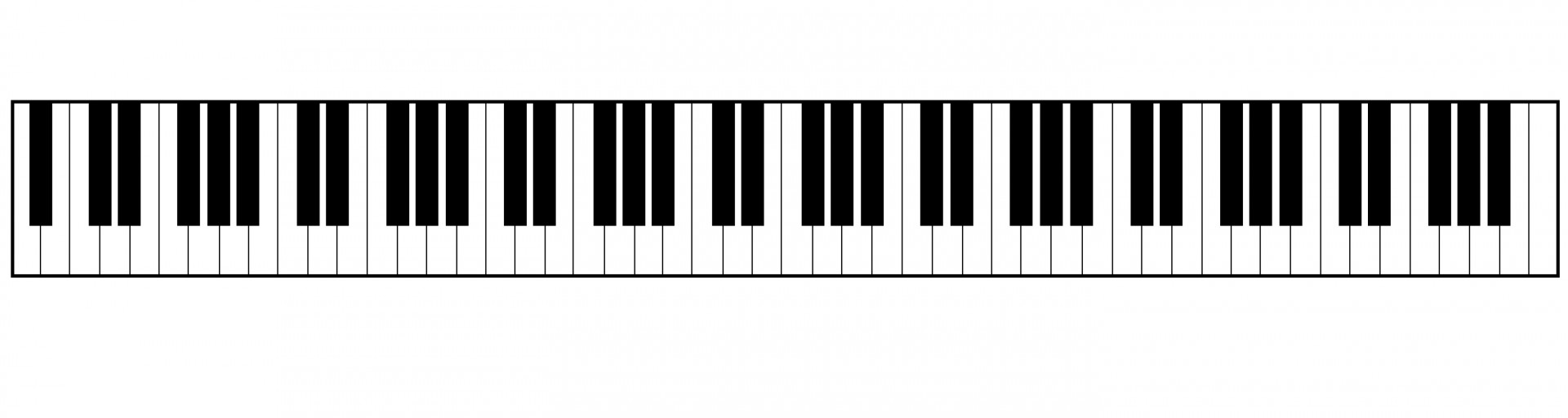 Clipart piano key cover image free library Piano Keys Clip Art & Piano Keys Clip Art Clip Art Images ... image free library