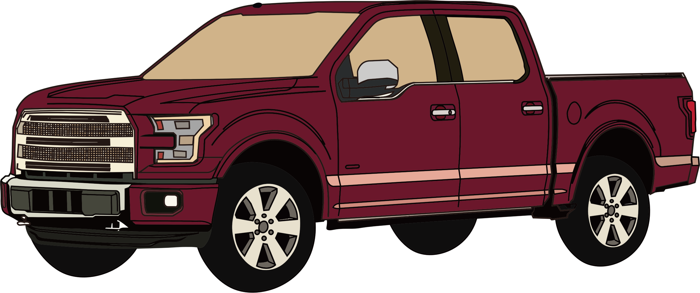 Pickup truck clipart graphic download 39+ Pick Up Truck Clip Art | ClipartLook graphic download