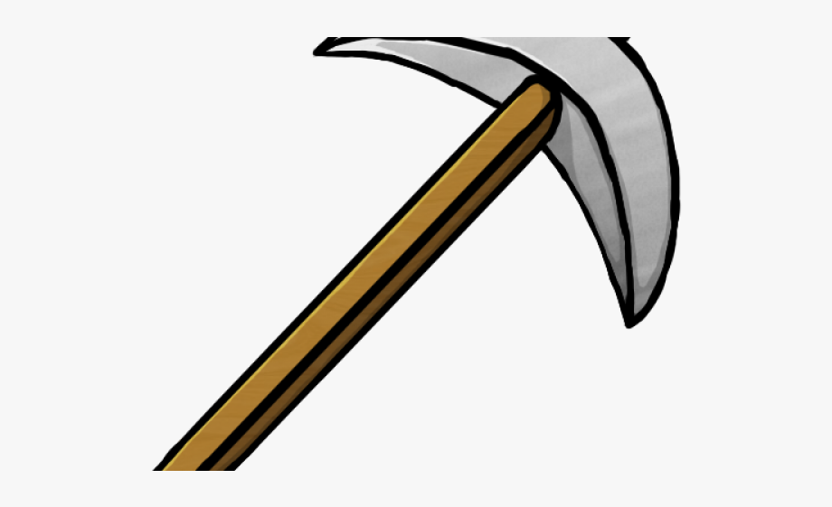 Clipart pickaxe graphic free stock Pickaxe Cliparts - Mining Pick Clipart Png #601775 - Free Cliparts ... graphic free stock