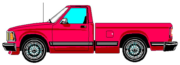 Clipart pickuptruck image freeuse stock Pickup Truck Clipart Free | Free download best Pickup Truck Clipart ... image freeuse stock