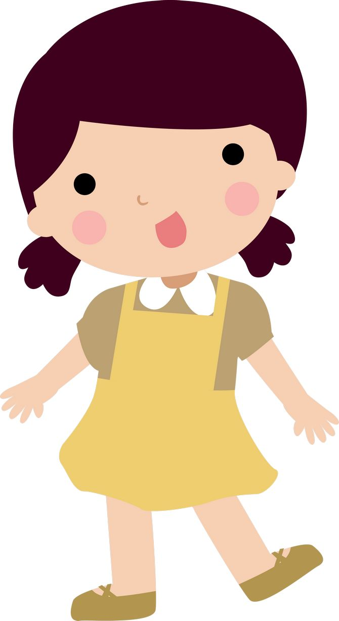 Clipart picture of a girl svg library download School Girl Clipart | Free download best School Girl Clipart on ... svg library download