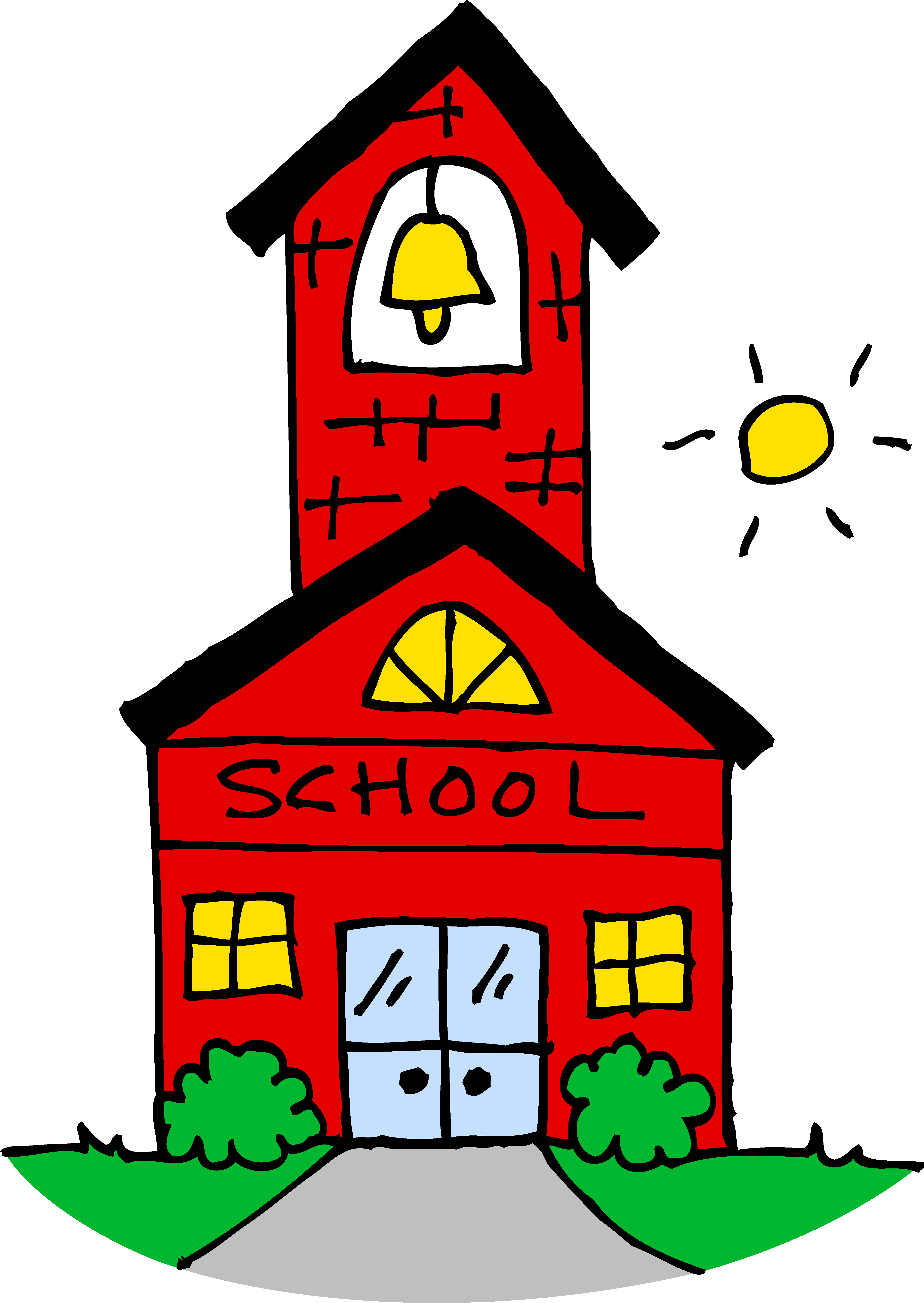 Clipart picture of a school picture royalty free Free School, Download Free Clip Art, Free Clip Art on Clipart Library picture royalty free