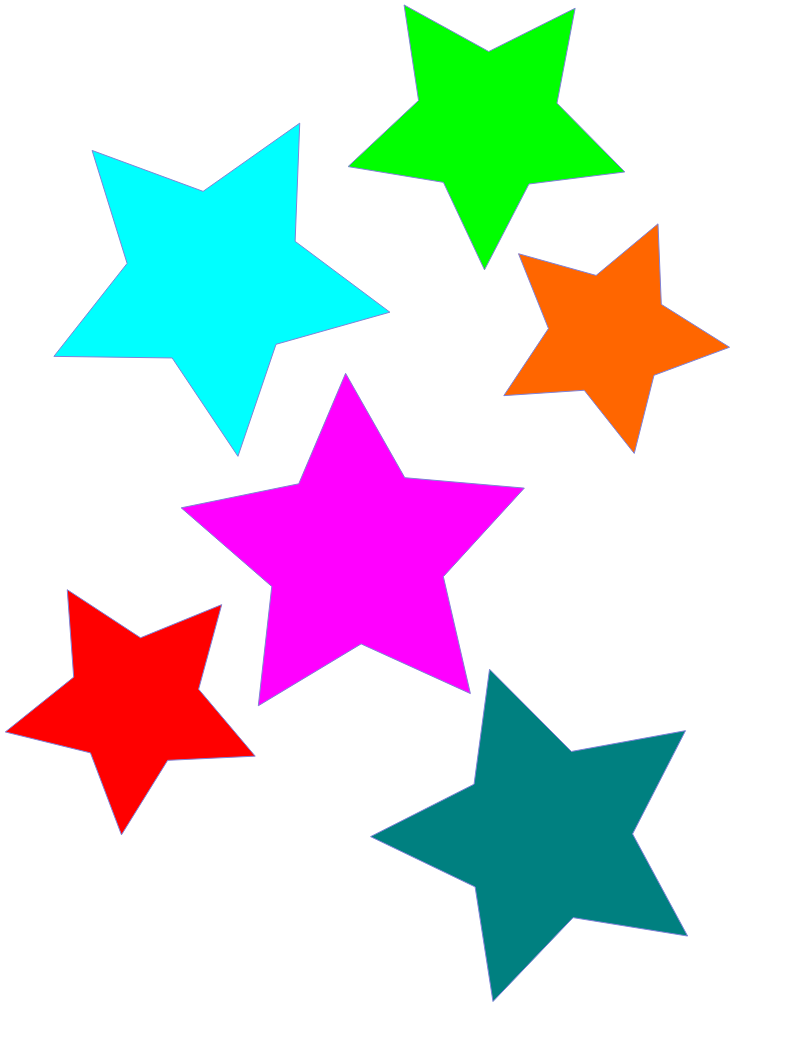 Free clipart star clipart black and white library Star Clip Art Free Download | Clipart Panda - Free Clipart Images clipart black and white library