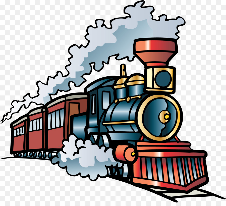 Clipart picture of a train vector free library Car Cartoon clipart - Train, transparent clip art vector free library