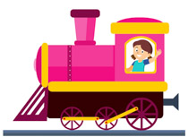 Trin clipart graphic royalty free stock Free Train Clipart - Clip Art Pictures - Graphics - Illustrations graphic royalty free stock