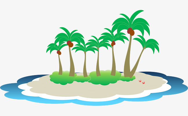 Island clipart pictures png black and white 87+ Island Clipart | ClipartLook png black and white