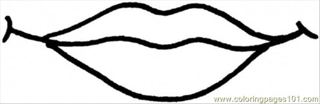 Clipart picture of lips in black and white svg free download Lips black and white clipart black and white – Gclipart.com svg free download