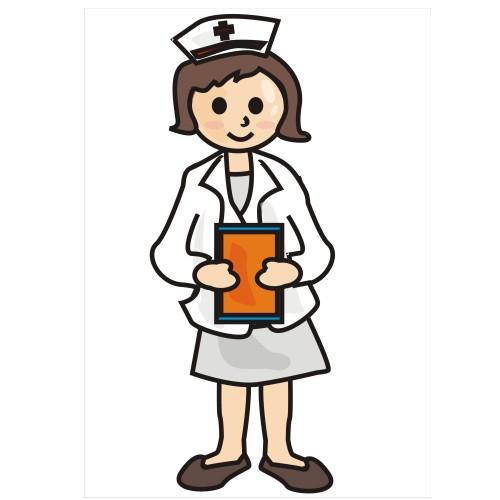School nurse cartoon clipart png freeuse download School Nurse Clipart Printable 1773 - Clipart1001 - Free Cliparts png freeuse download